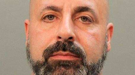 Richard Sambade, 44, of North Merrick, was arrested