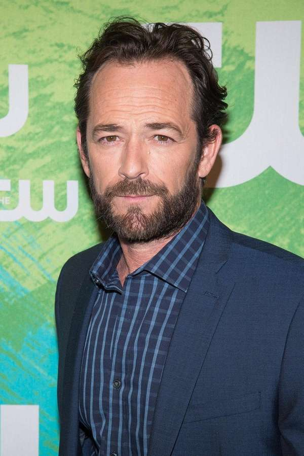 Luke Perry offered a moving tribute to Shannen