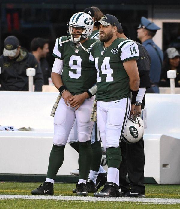 New York Jets quarterback Bryce Petty quarterback Ryan
