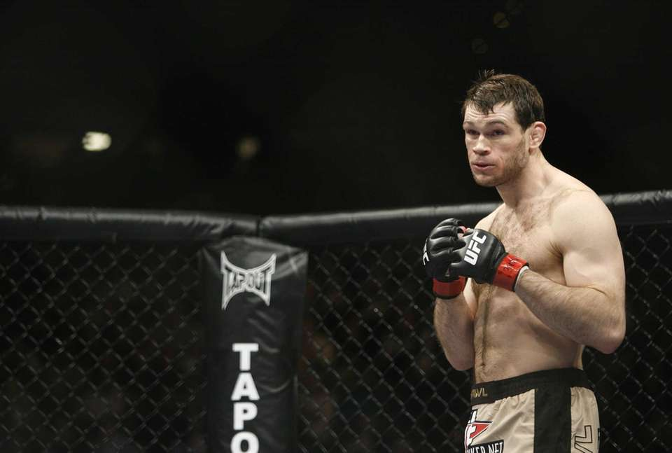 Successful title defenses: 0 Forrest Griffin always will