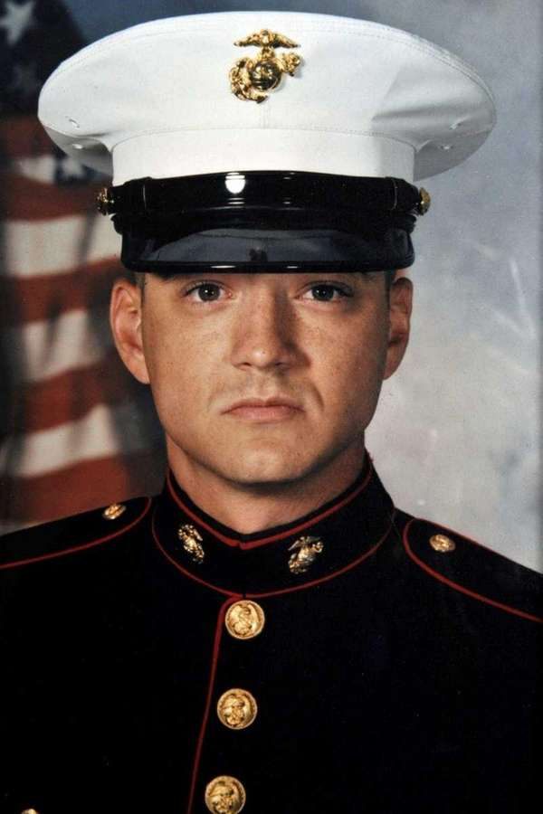 Lance Cpl. Bartholomew Ryan, who committed suicide while