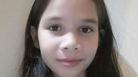 Diana Loveras, 10, of Valley Stream, is credited