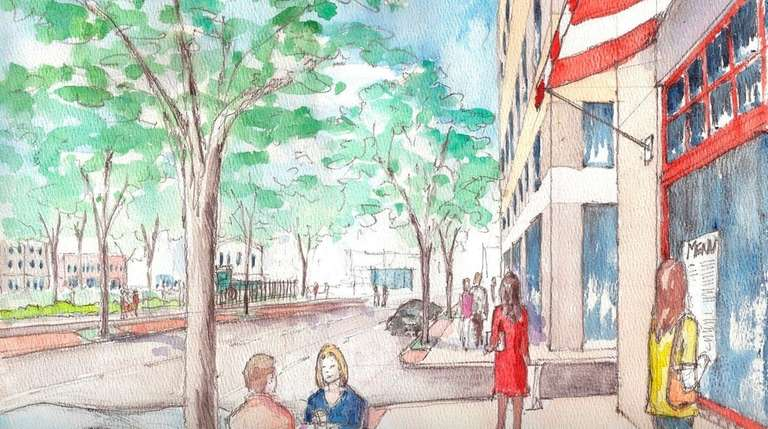 Oyster Bay is set to unveil a rezoning