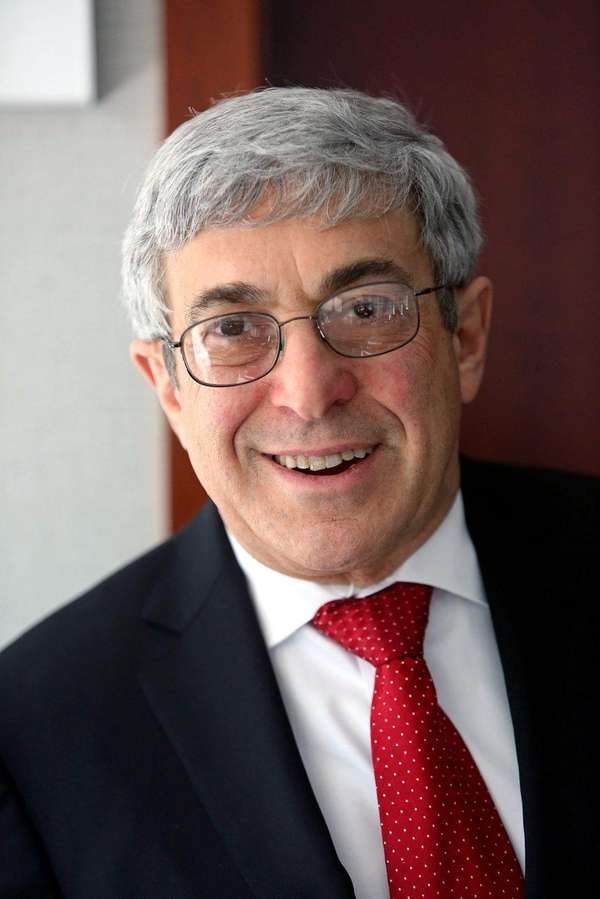 Stanley Bergman, chief executive and chairman of Melville-based