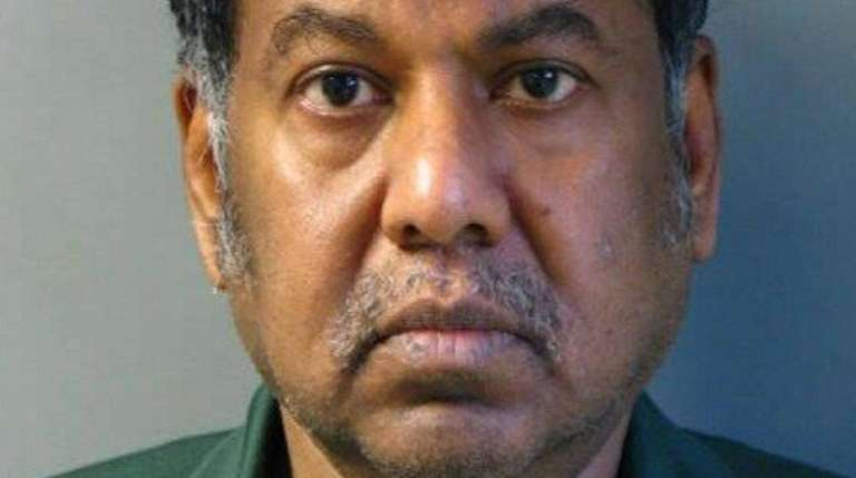 Chandran Nathan, 59, who is serving a prison