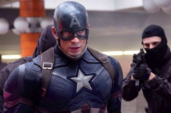Chris Evans played the title role in