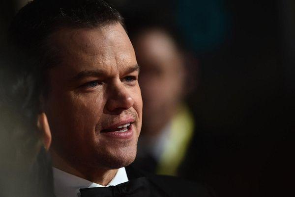 Matt Damon told