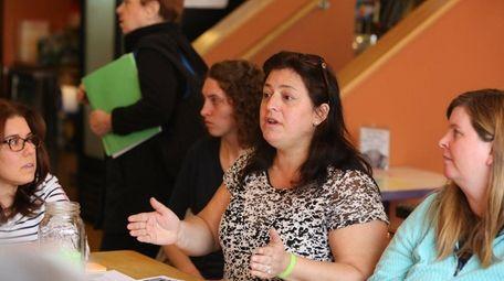 Diane Livingston, co-founder of Port Washington Advocates for