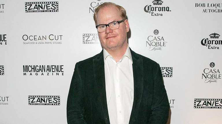 Jim Gaffigan says he looks forward to his