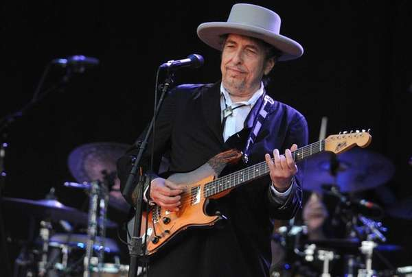 The Swedish Academy says Bob Dylan is not