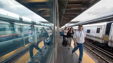 The cost of some LIRR commuter tickets could