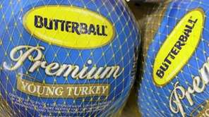 Butterball Turkey will now desperate cooks to text