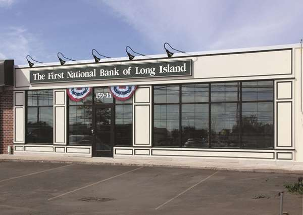 The First National Bank of Long Island branch
