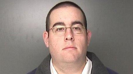Michael Ozer, 30, former treasurer of the Selden