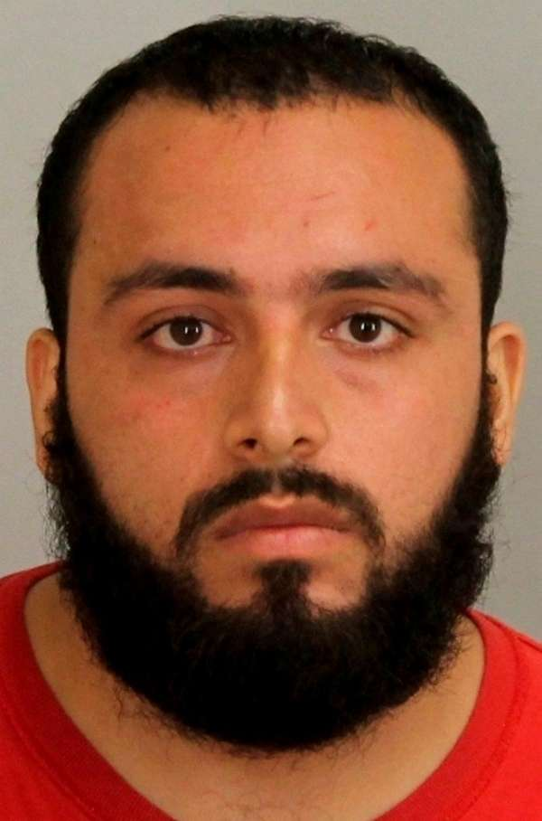 Ahmad Khan Rahami, 28, was indicted Wednesday on
