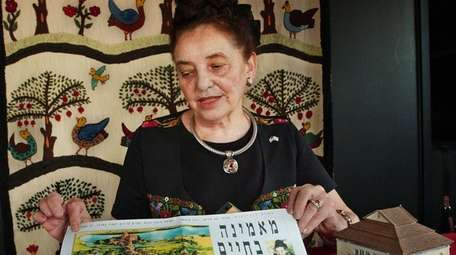 Eliach's photo collection is part of the U.S.