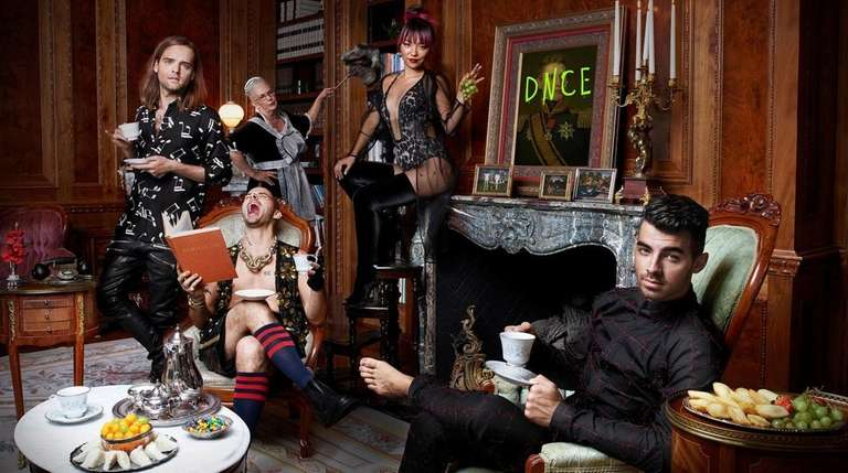DNCE's first album is named for the band.