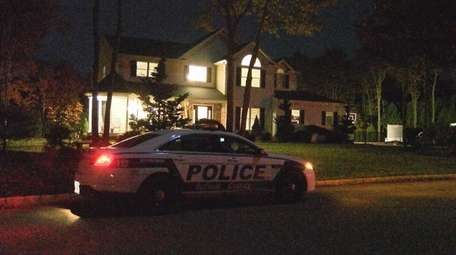 Officers responded to a home invasion on Amanda