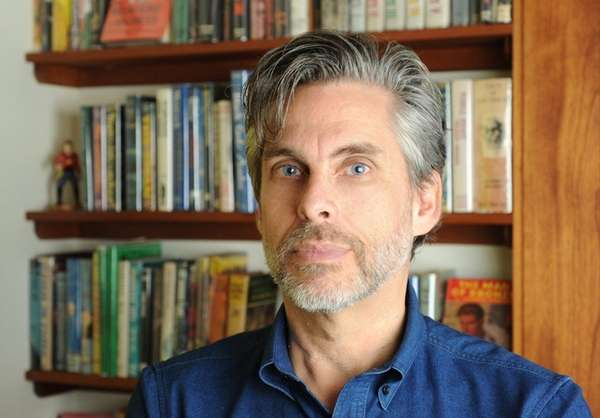 Michael Chabon, author of
