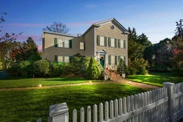 This Southampton home, listed for $2,999,999, is linked