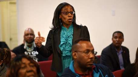Long Beach City Councilmember Anissa Moore, shown at