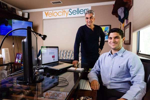 Nathan Schwarzbaum, co-founder and president of Velocity Sellers,