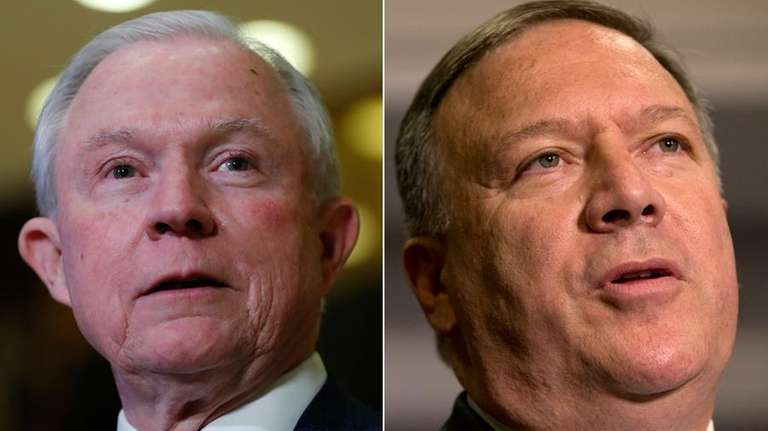 President-elect Donald Trump tapped Alabama Sen. Jeff Sessions,