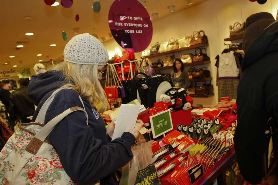 International Council of Shopping Centers statistics further indicate