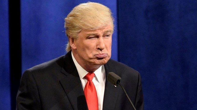Alec Baldwin says he'll still play Donald Trump