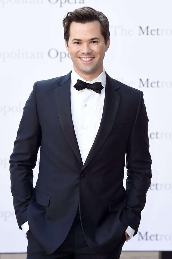 Andrew Rannells stars in the Broadway revival of