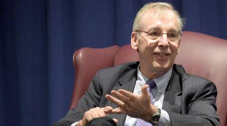 William C. Dudley, president of the Federal Reserve