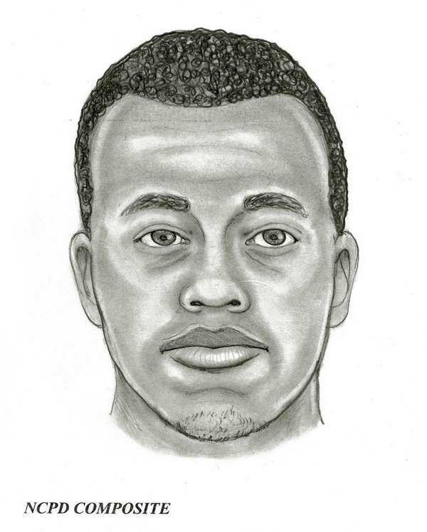 Nassau County police released this composite sketch of