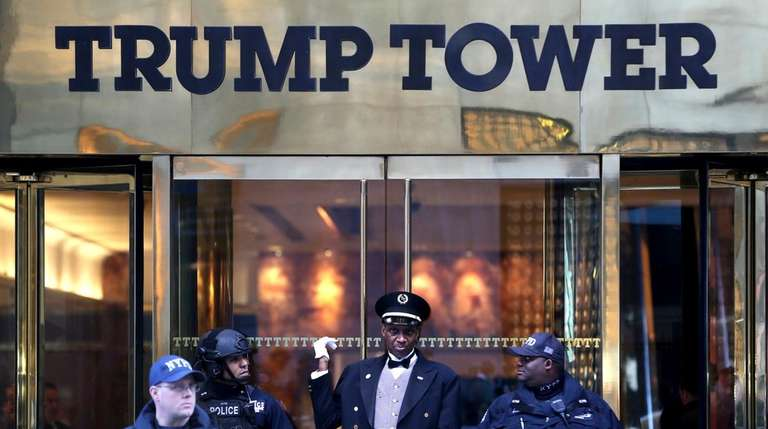 The Trump effect in New York encompasses city