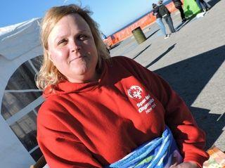 Jennifer Cantone, 44, of Coram, an associate director