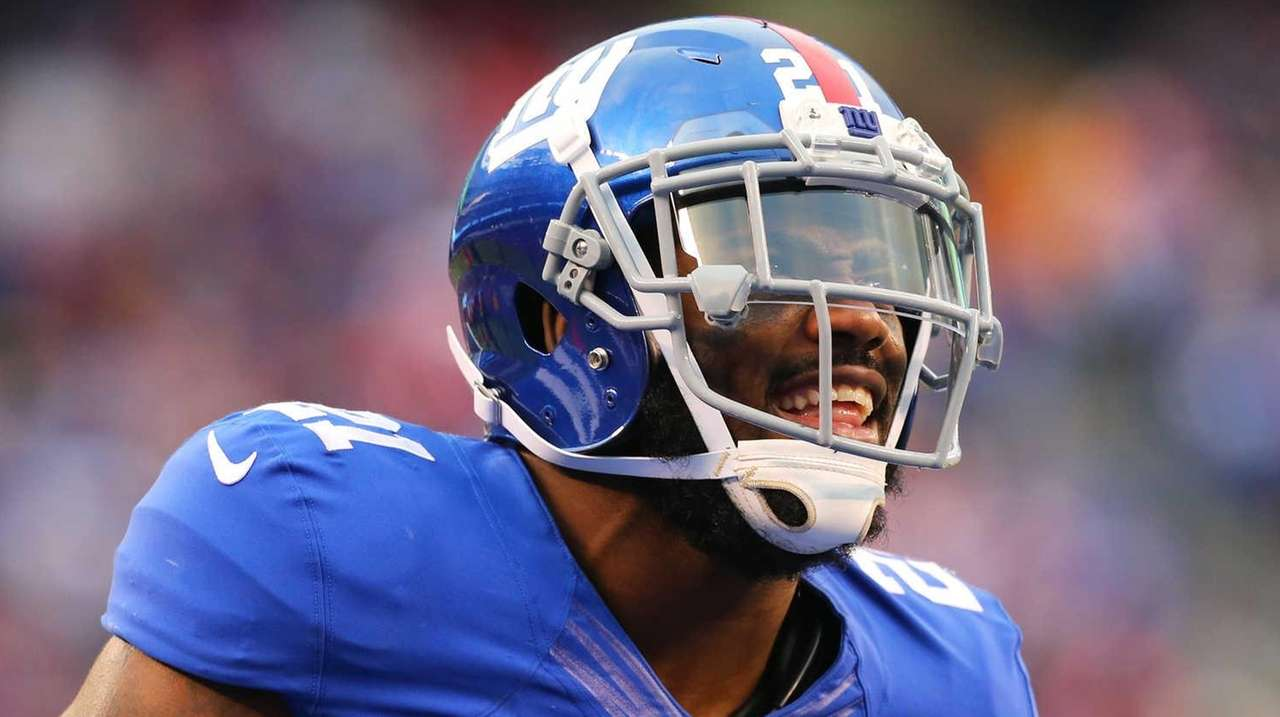 Giants safety Landon Collins be ing a star