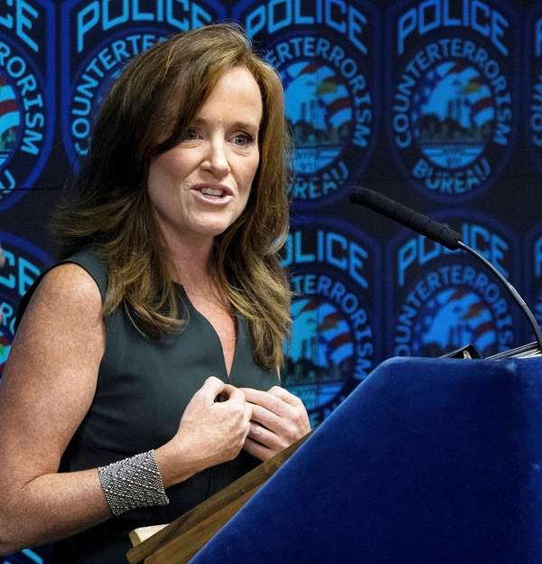 Congresswoman Kathleen Rice in a file photo from