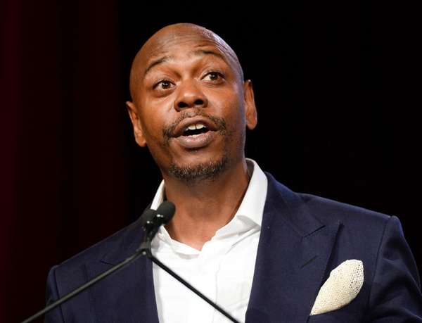 Among the three specials by Dave Chappelle will