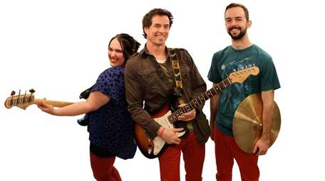 Danny Weinkauf and his Red Pants Band will