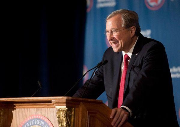 Ed Cox, chairman of the New York Republican