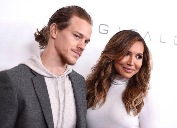 Ryan Dorsey, left, and Naya Rivera are divorcing
