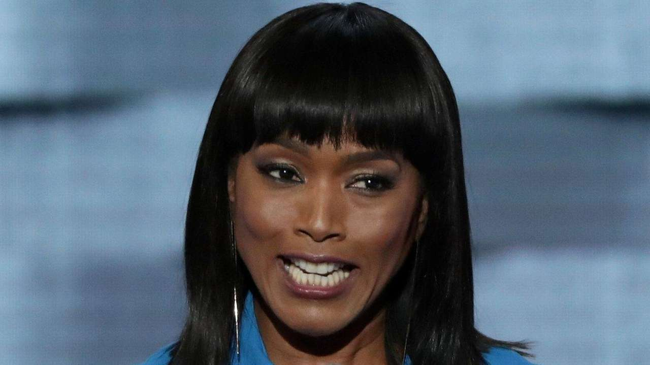 Angela Bassett, above in Philadelphia in July 2016,
