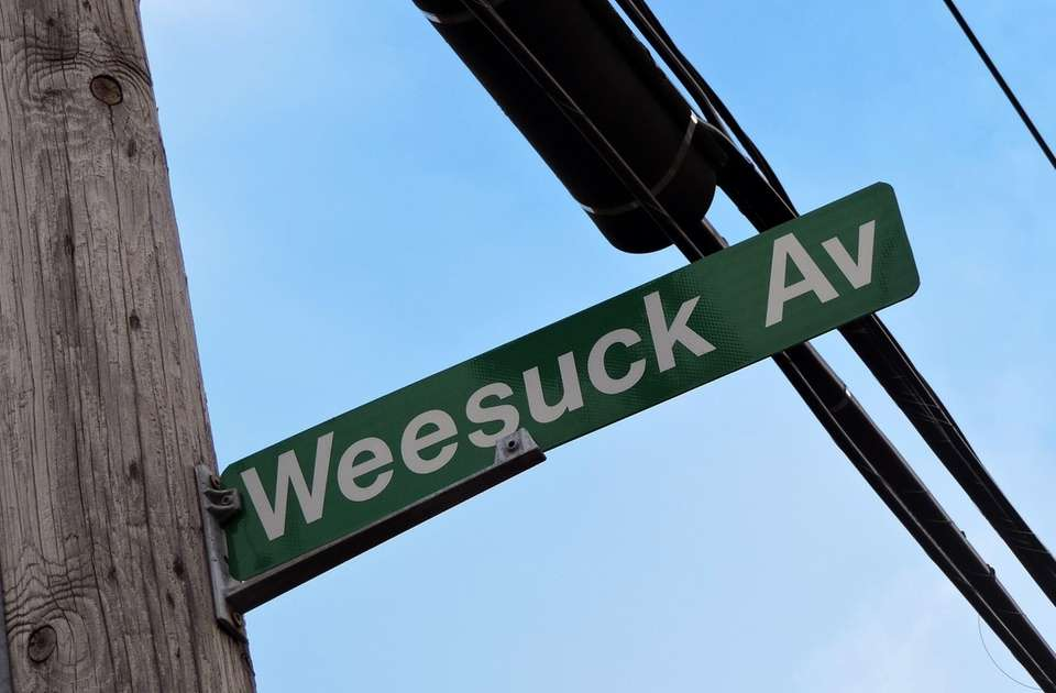 Although its name might imply that this road