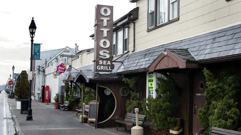 Otto's Sea Grill in Freeport.