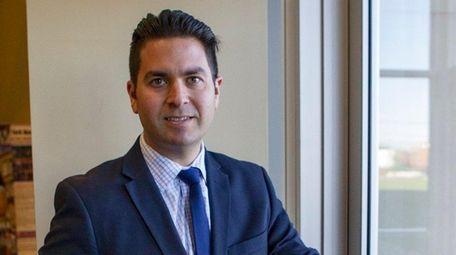 Kyle Strober, 34, Long Island Regional director for