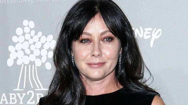 Shannen Doherty attends the 4th Annual Baby2Baby Gala