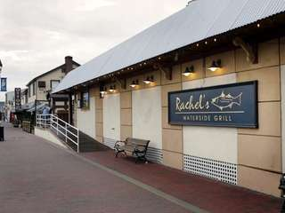 Rachel's Waterside Grill in Freeport.