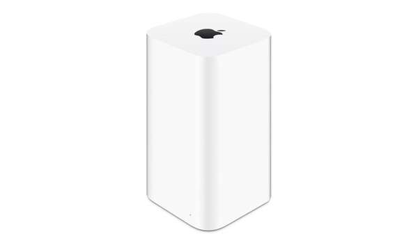 Apple appears to be exiting the router business.