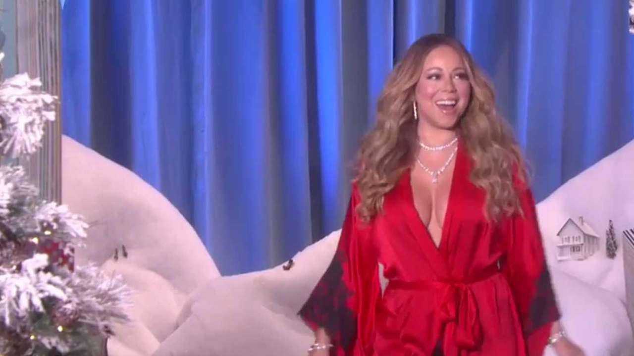 Mariah Carey opened up about her life t