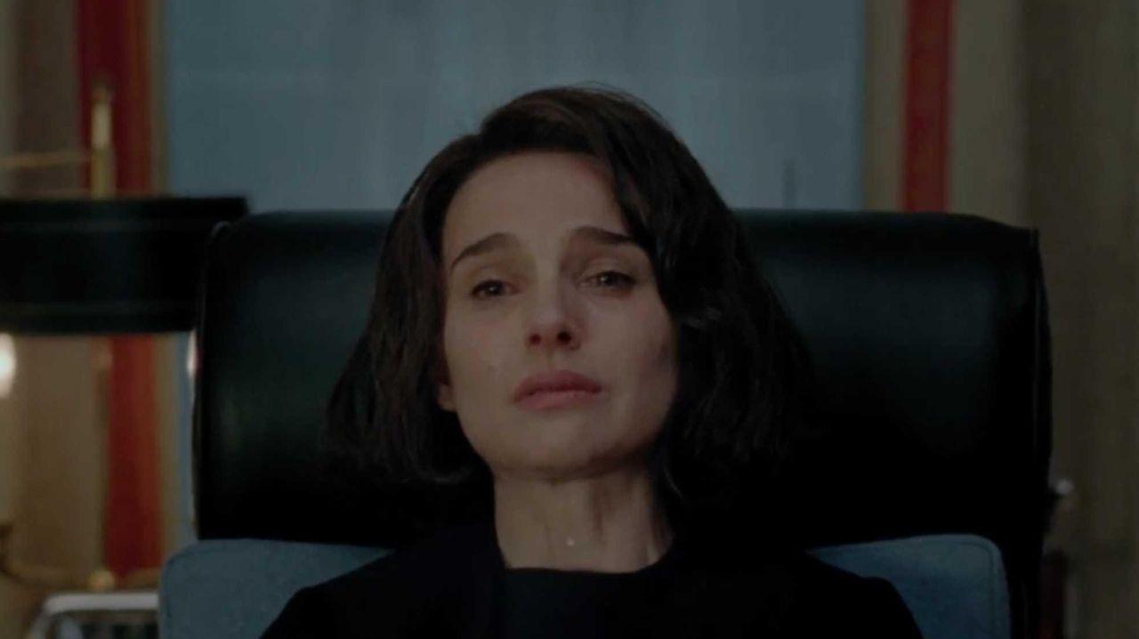 Natalie Portman stars as Jackie Kennedy in