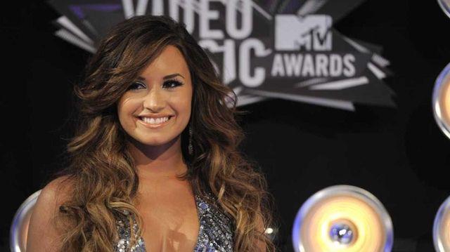 Demi Lovato at the MTV Video Music Awards